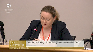 Justice Committee Bail 05.12.2018