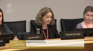 Committee Justice and Equality Fíona 10.07.2019